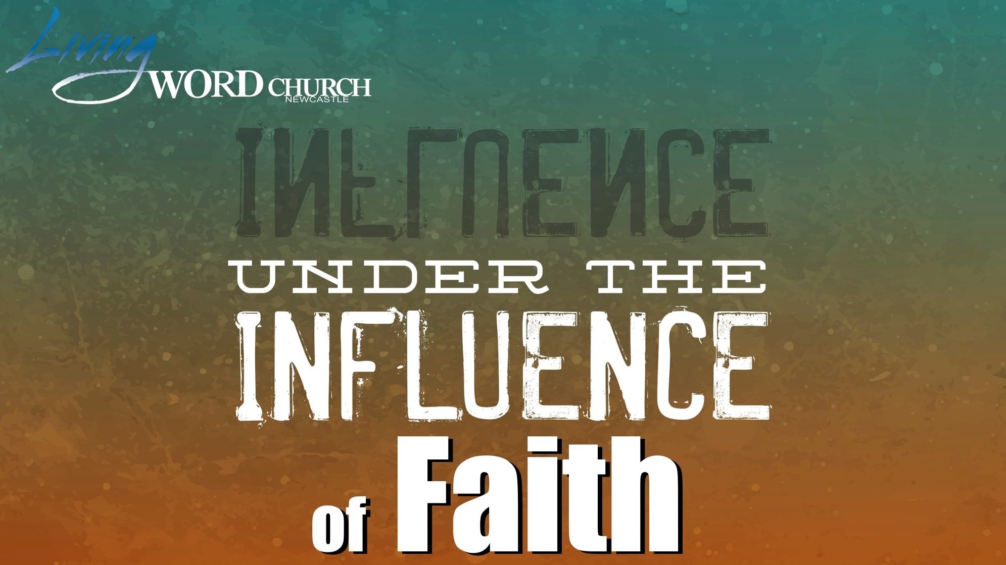 It's Time for the Supernatural (Part 4) Under the Influence of Faith