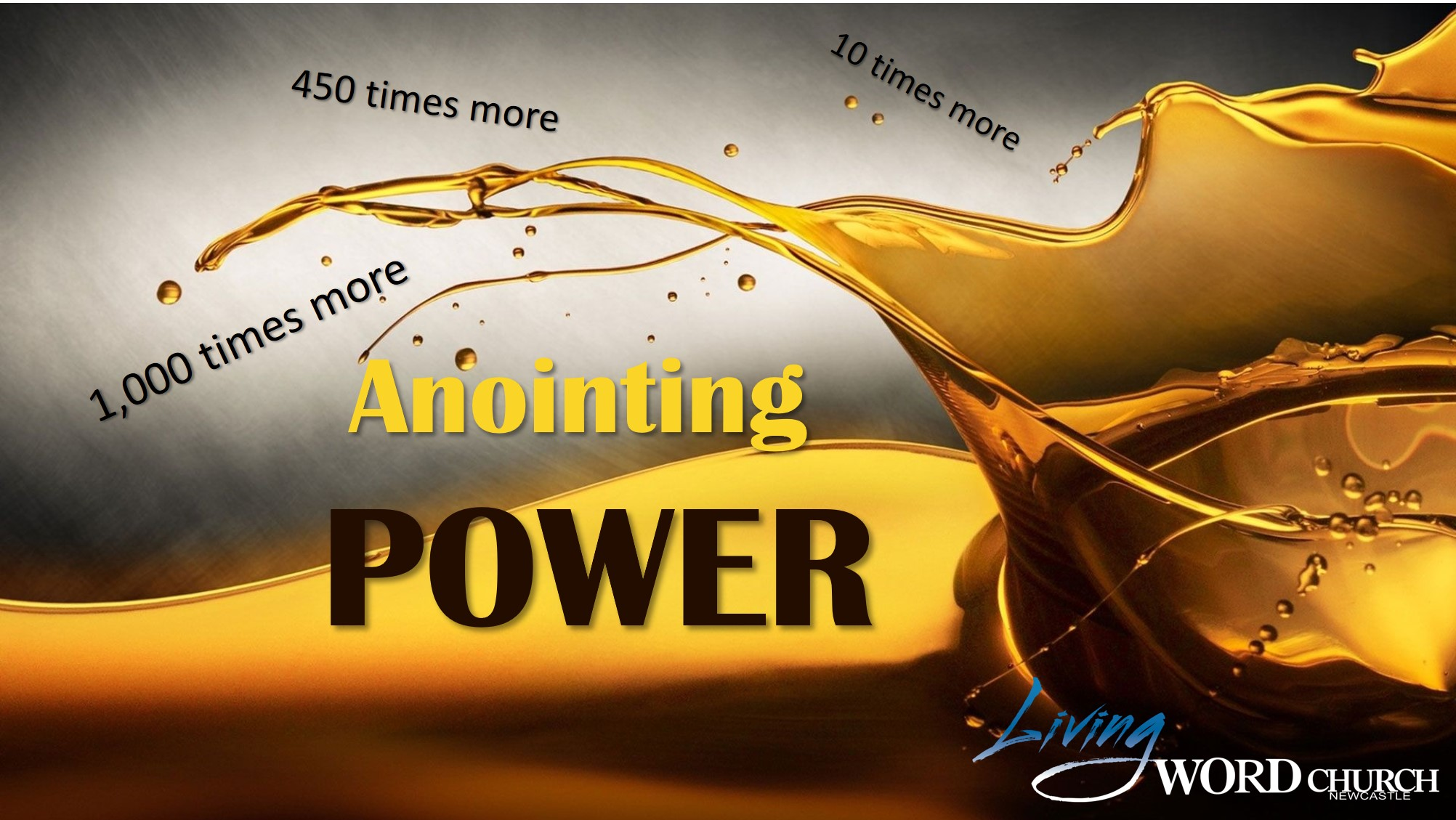 Anointing Power